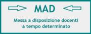 DOMANDE DI MESSA A DISPOSIZIONE CLICCA PER PRESENTARE LA DOMANDA MAD